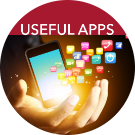 Link to useful apps